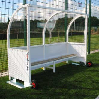Mark Harrod Aluminium Team Shelter