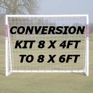 Samba Goal Conversion Kit 8 x 4 to 8 x 6
