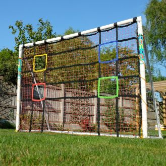 Diamond 8 x 6ft Sharpshooter Net