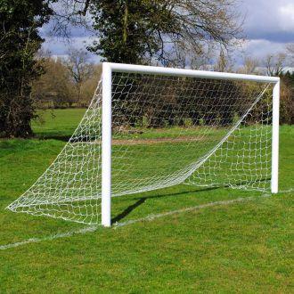 MH 12 x 6 Aluminium Football Goal