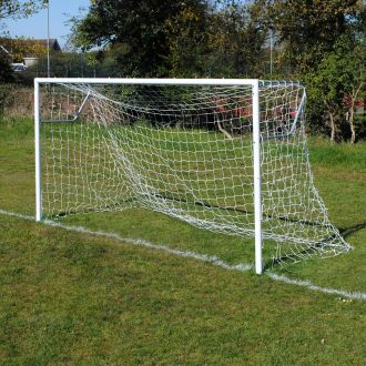 MH Metal Football Goals 12 x 6