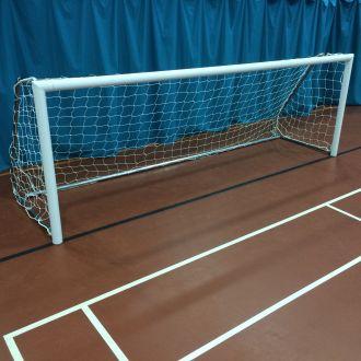 MH Aluminium Football Goal 12 x 4 Indoor