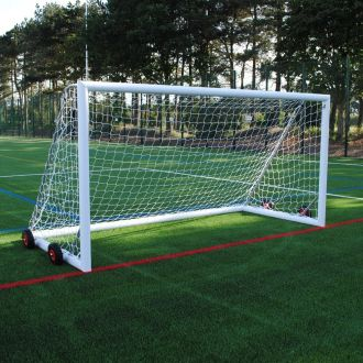 MH 12 x 6 Mini Soccer Self Weighted Football Goals