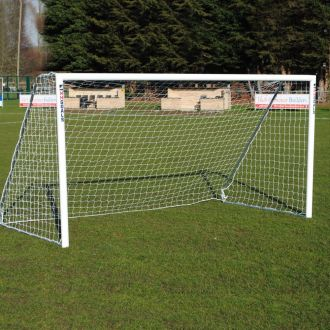 The Ultimate 12 x 6 Metal Football Goal Posts