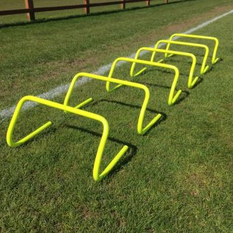 Set of 6 nine inch Hurdles