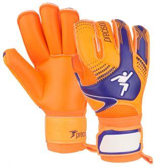Precision Fusion X Flash Roll Gloves Goalkeeper Gloves