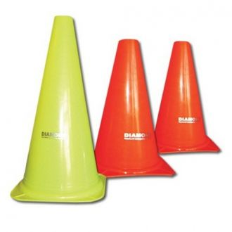 Diamond 9 Inch Traffic Cones