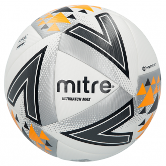 Mitre Ultimatch Max Football Ball - White