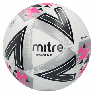 Mitre Ultimatch Plus Football Ball - White