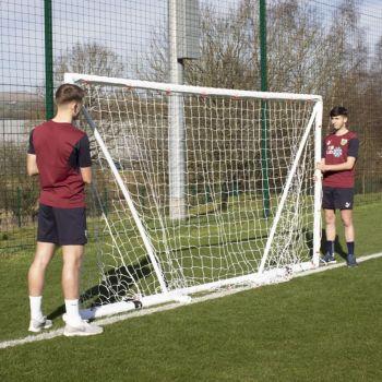 Fold a goal - Folded flat